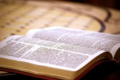 (La Biblia.)
