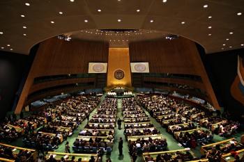 Importancia de la ONU y Acuerdos de paz.