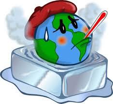 (Calentamiento Global. Ilustración)