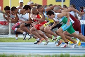 (El atletismo tiene ventajas físicas y psíquicas)