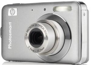 (Las cámaras digitales permiten filmar y fotografiar)